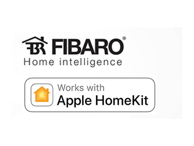 Fibaro in Apple Homekit