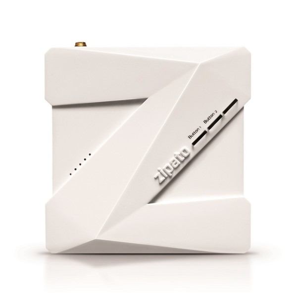 ZIPATO - Zipabox Z-Wave Gateway Front