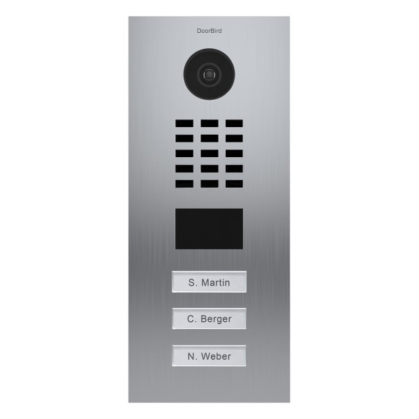 DOORBIRD - IP Video Domofon D2103V