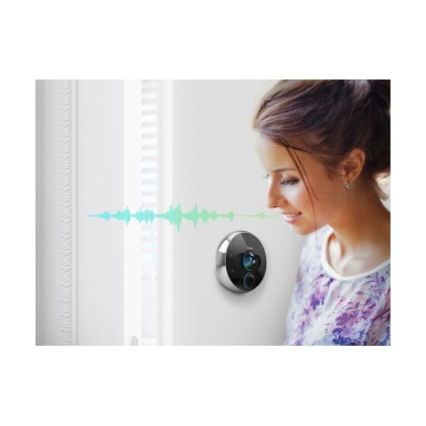 FIBARO Intercom voice control
