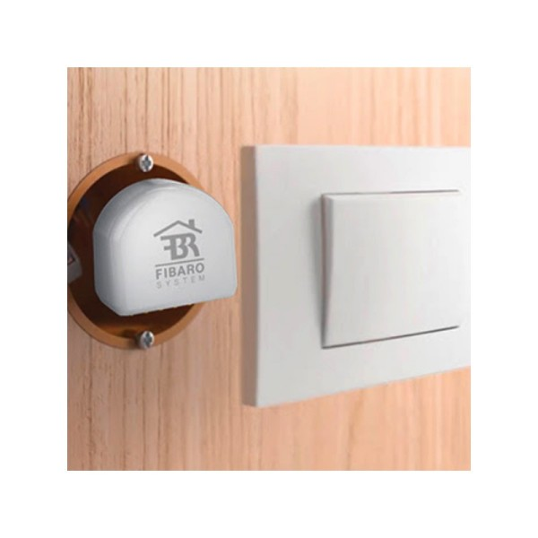 FIBARO HomeKit Single Switch FGBHS-213 namestitev