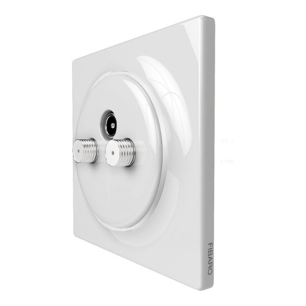 FIBARO Walli N TV-SAT Outlet 4