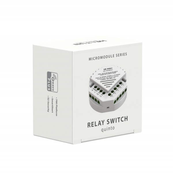 HELTUN Relay Switch Quinto