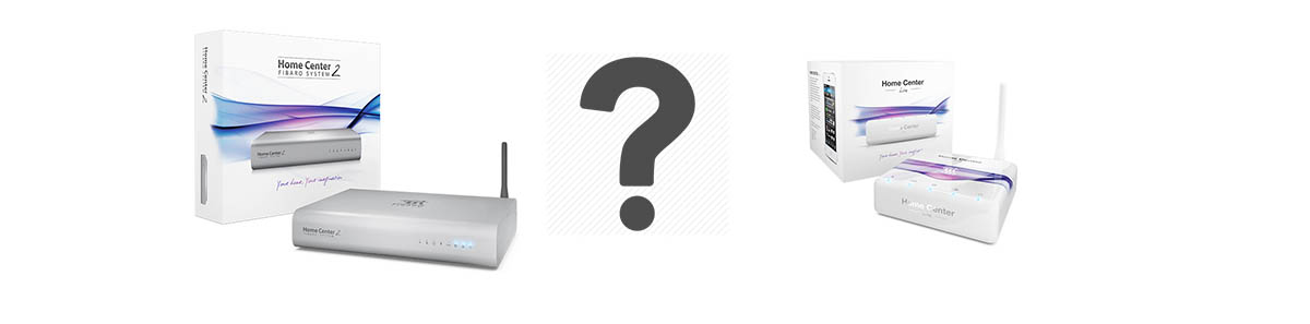 Fibaro Home Center 2 vs Home Center Lite